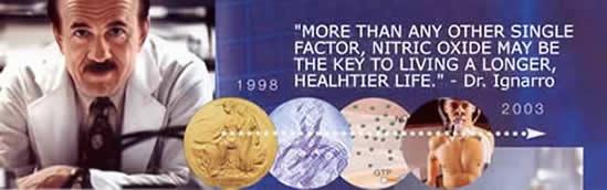 Ignarro Medals Quote