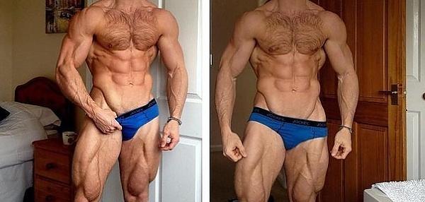 Как наращивать мышцы и худеть одновременно?