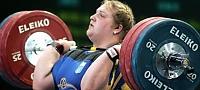 Женская тяжелая атлетика