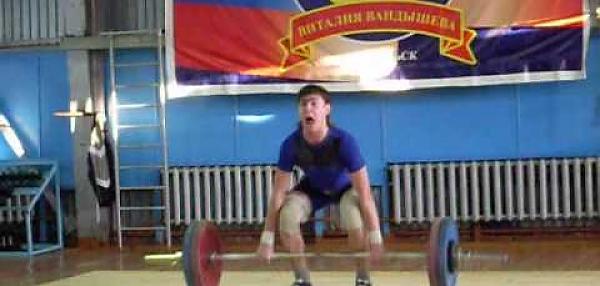 Спортивный инвентарь тяжелой атлетики